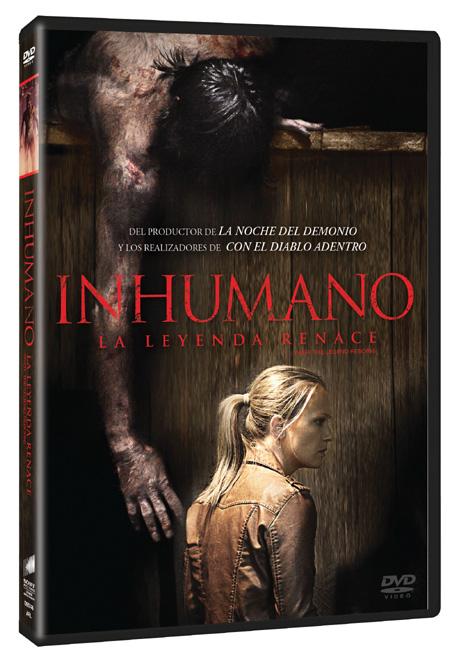 Blu Shine - Inhumano - La Leyenda Renace
