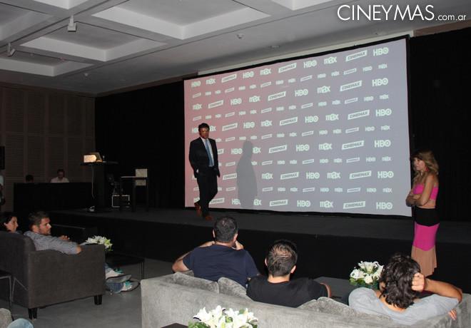 HBO - Max - Cinemax - Upfront 2015 11 - Gustavo Grossman - Karin Salvucci
