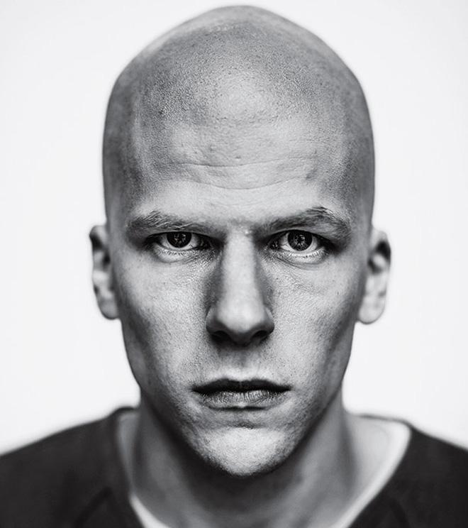 Jesse Eisenberg - Lex Luthor