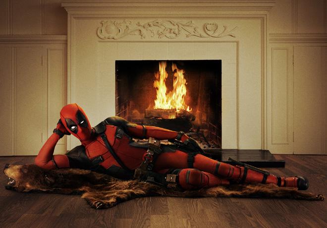 Ryan Renolds - Deadpool 2