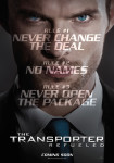 The Transporter Refueled - Afiche