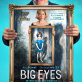 Afiche - Big Eyes - Retratos de una Mentira