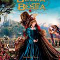 Afiche - La Bella y la Bestia