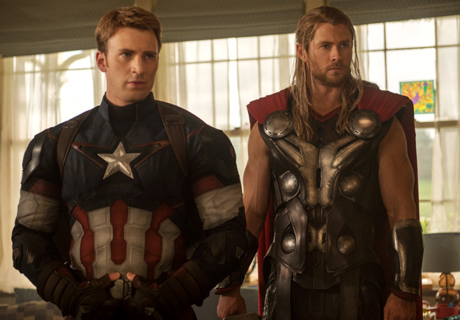 Avengers - Era de Ultron 1
