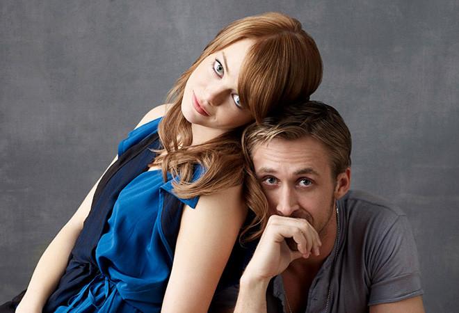 Emma Stone - Ryan Gosling