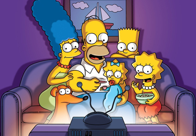FOX - Los Simpson - Temp 26