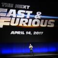 Rapidos y Furiosos 8 - Fast And Furious 8 - Vin Diesel - Cinemacon 1