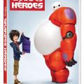 WDSHE - Grandes Heroes DVD