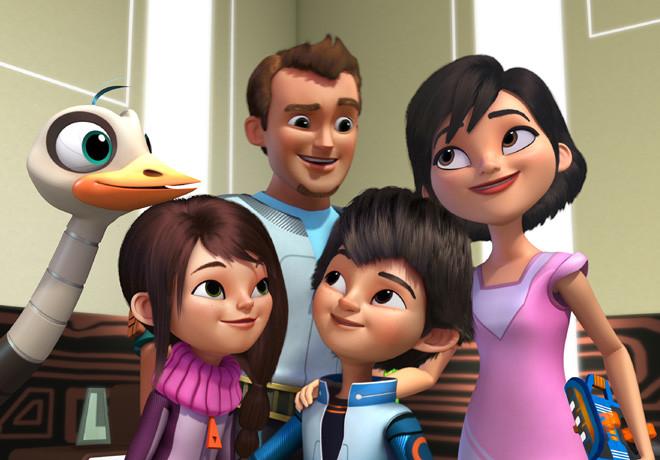 Disney Junior - Miles del Maniana 1
