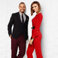 E - Billboard Music Awards - Terrence Jenkins -  Giuliana Rancic