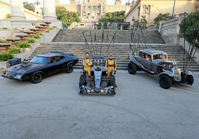 Formula 1 - Lotus - Mad Max 1