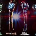 Gillette - Industrias Stark - Los Vengadores - Avengers
