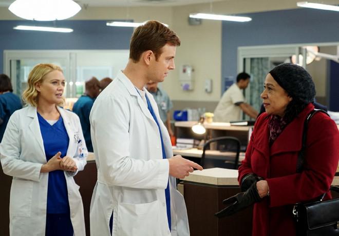 NBC - Chicago Med
