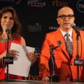 Premios Platino - Alessandra Rosaldo - Juan Carlos Arciniegas