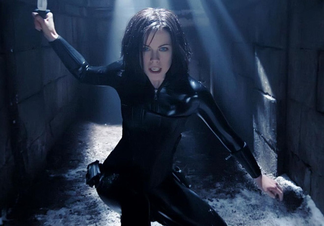 Underworld - Inframundo - Kate Beckinsale - Selene