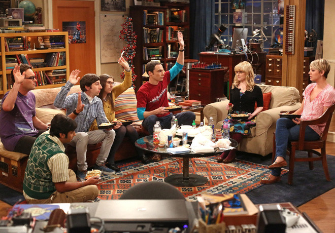 Warner Channel - The Big Bang Theory - Temp 8