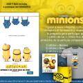 Concurso Minions