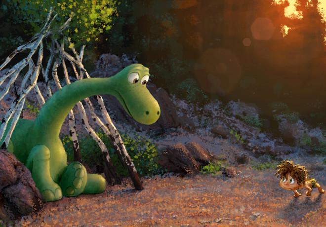 Disney - Un Gran Dinosaurio