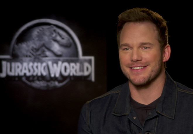 E - Coffee Break - Chris Pratt