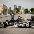 IndyCar - Jurassic World 1
