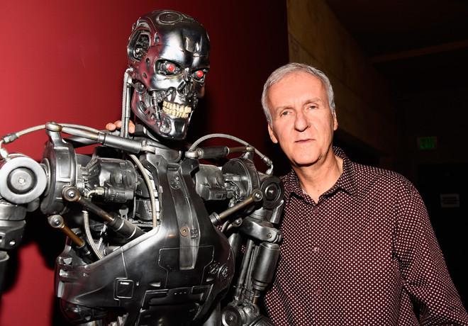 James Cameron - Terminator Genesis
