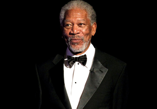 Nat Geo - Morgan Freeman