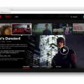 Netflix - Nuevo Sitio Web