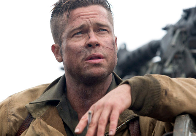 Netflix - War Machine - Brad Pitt