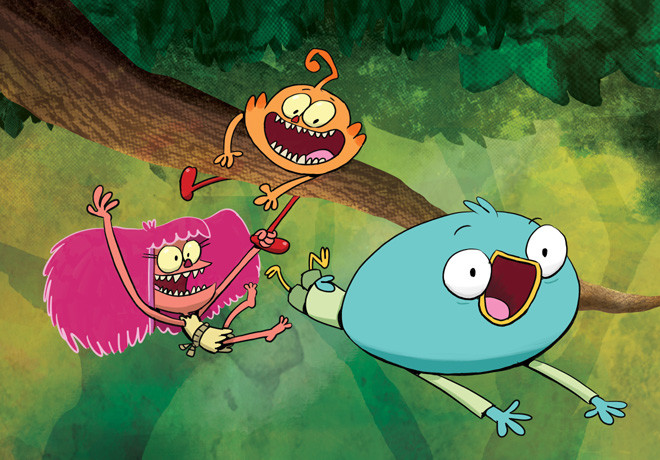 Nickelodeon - Harvey Beaks