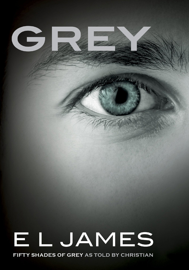 Tapa - Cover - Grey - E L James