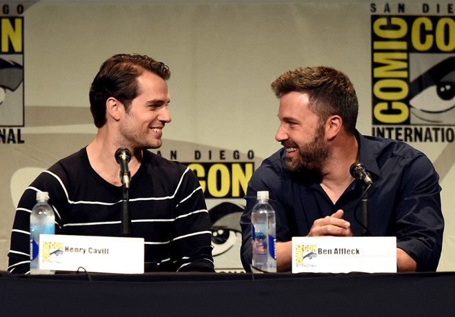 Batman vs Superman San Diego Comic-Con 1