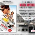 Concurso Misión Imposible - Nación Secreta