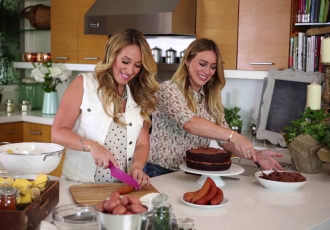 DHH - Cocinando con Haylie Duff 1