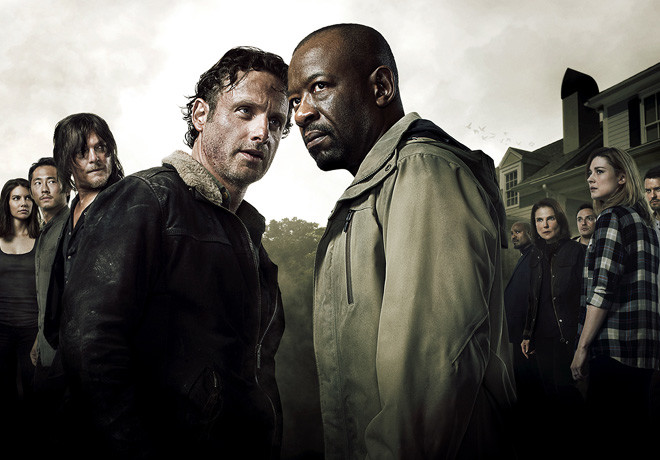 The Walking Dead - Temp 6