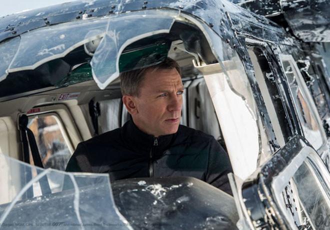 UIP - Spectre - James Bond - Daniel Craig