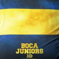 Afiche - Boca Juniors 3D