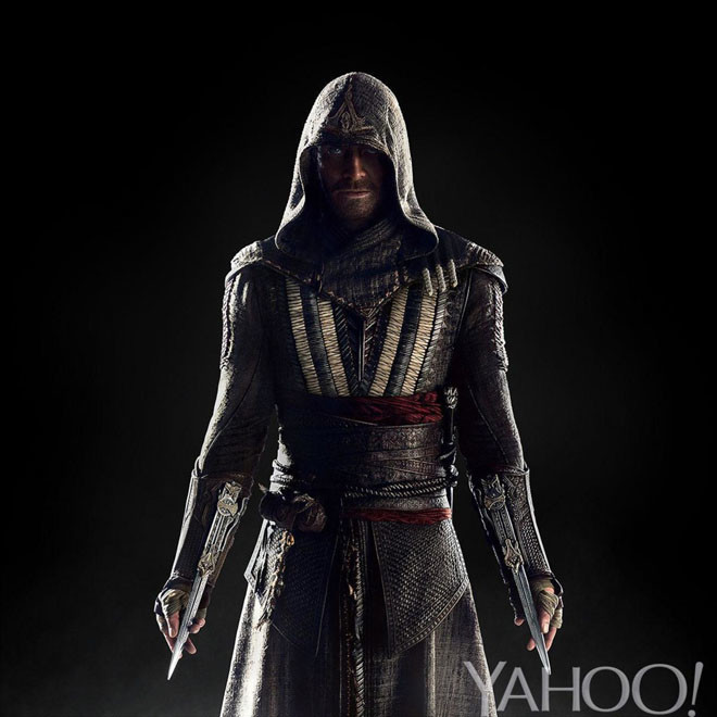 Assassins Creed - Michael Fassbender