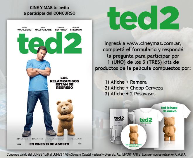 Concurso Ted 2