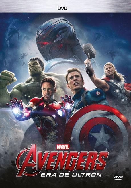 WDSHE - Avengers - Era de Ultron - DVD
