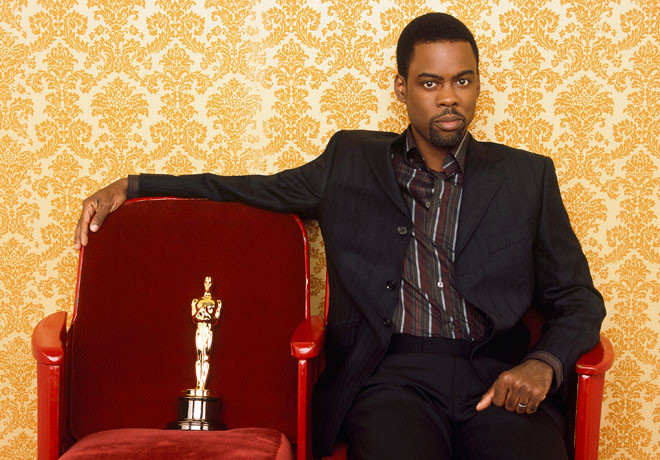 AMPAS - Chris Rock 1