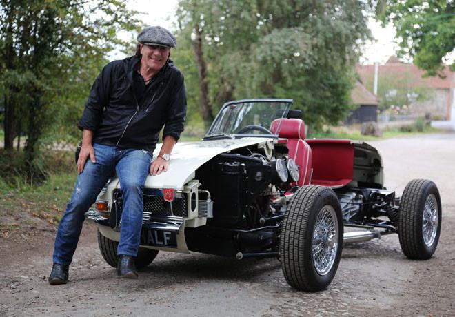 Discovery - Autos Alucinantes con Brian Johnson