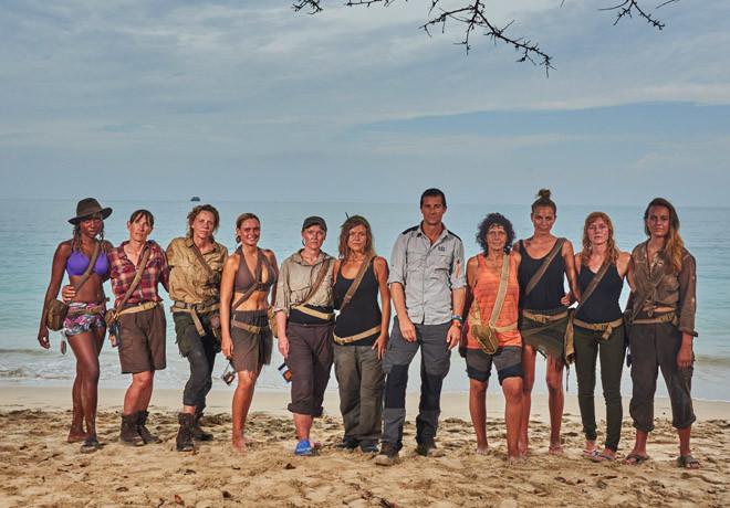 Discovery - En la Isla con Bear Grylls