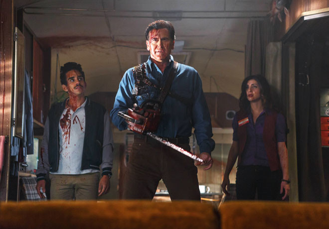 FOX Action - Ash vs Evil Dead
