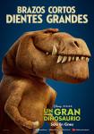 Un Gran Dinosaurio - Afiche 3