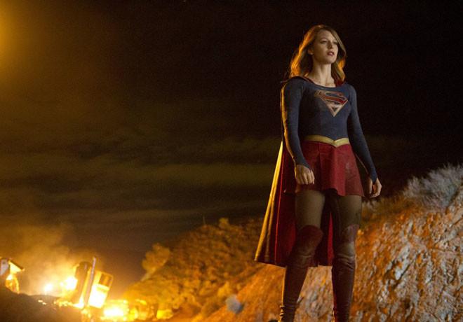 Warner Channel - Supergirl 1