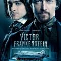 Afiche - Victor Frankenstein