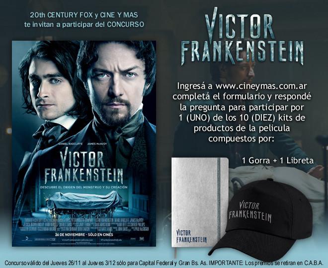 Concurso Victor Frankenstein