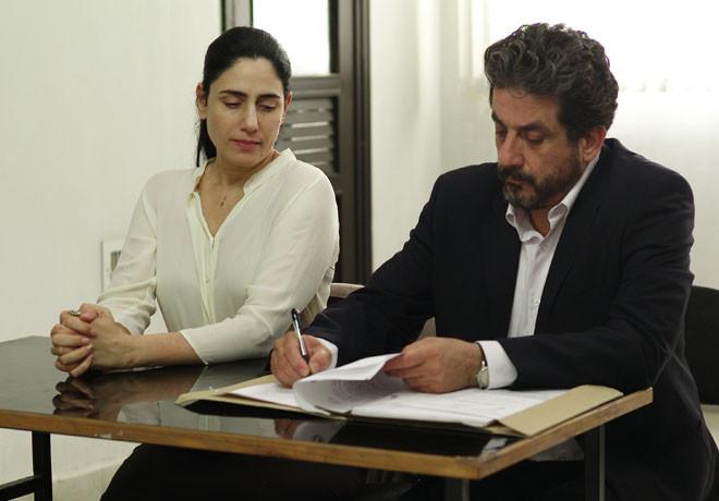 Gett - El Divorcio de Viviane Amsalem