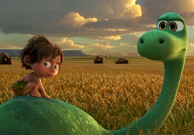 Un Gran Dinosaurio (The Good Dinosaur)