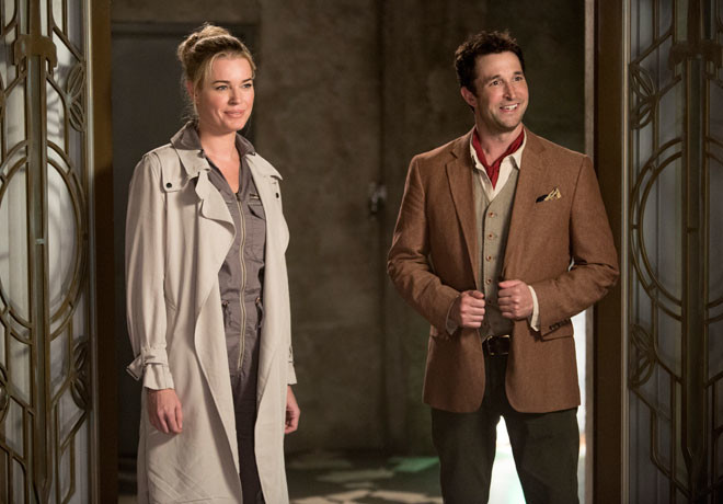 Universal Channel - The Librarians - Temp 2